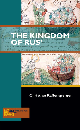 Kingdom of Rus book cover