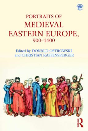 Portraits of Medieval Eastern Europe book cover