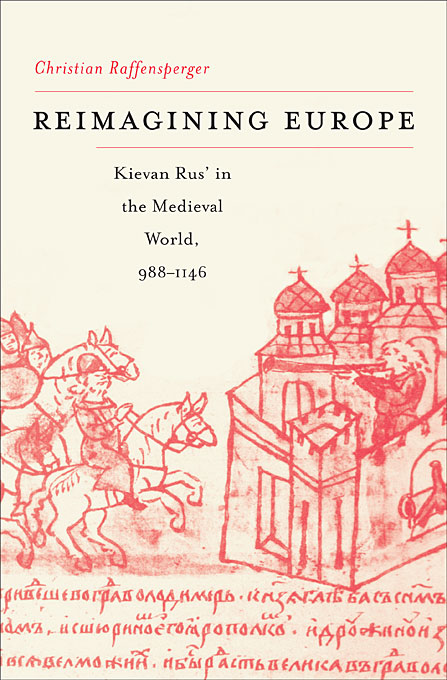 Reimagining Europe book cover