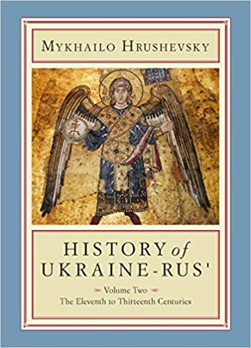 History of Ukraine-Rus' cover
